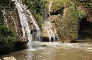 Champei waterfall