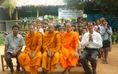 Monks & ACO's students