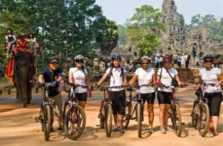Angkor Cycling Tours